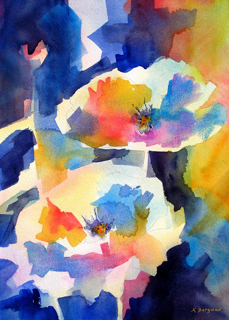 Chromatic Flowers