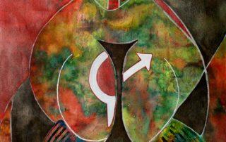 Lady madonna symbol