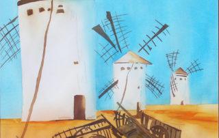 painting by teyjah