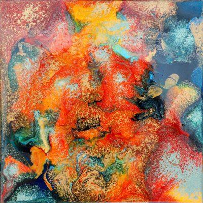 Prism Oil Painting by teyjah